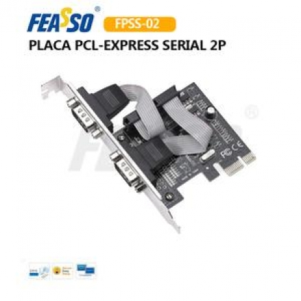 2018-PLACA PCI EXPRESS 2 SERIAL LOWPROFILE