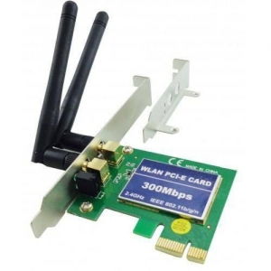 2790 Placa Pci Express Wireless 300 Mbps Low Profile Feasso