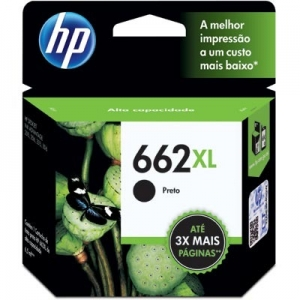 1993 CARTUCHO HP CZ104AB 662X 6.5 ML BLACK