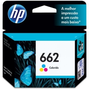 2769 CARTUCHO HP CZ106AB 662X  TINTA COLOR (8 ml)@