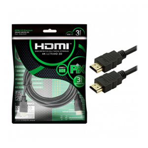 2880 CABO HDMI 2.0 19P GOLD 3MTS