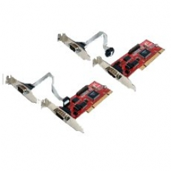 1719-PLACA PCI EXPRESS FLEXPORT 2 SERIAIS DB9PARA